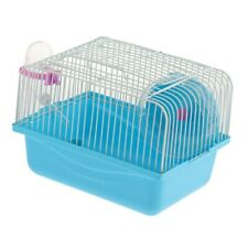 Portable Hamster Carry Case Cage Pet Travel Outdoor Carrier For Small Animal