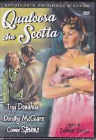 Dvd *QUALCOSA CHE SCOTTA** con Troy Donahue Dorothy McGuire nuovo 1961