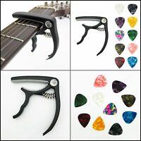Kapo For Guitar Accesorios Para Guitarra Electrica Capo Stage Acoustic FREE GIFT