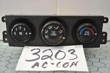03 04 05 06 Kia Sorento AC and Heater Control Used Stock #3203-AC