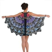 Monarch Butterfly Wings Adult Costume Accessory, One Size