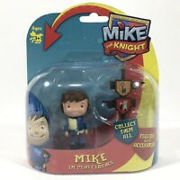 Mike The Knight Mike in Playclothes Action Figure with Accessory New in Pack
