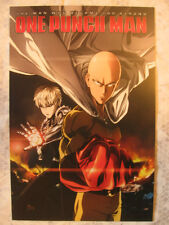 NYCC 2015 Comic Con One Punch Man Oversized Card Viz Media