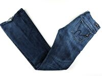 Citizens Of Humanity Women's Jeans Size 26 Ingrid #002 Low Waist Flare Stretch