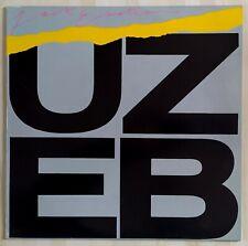 DISQUE VINYLE LP UZEB Fast Emotion CREAM 022