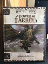 Dungeons & Dragons - Forgotten Realms: Power of Faerun d20 3.5