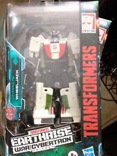 Transformers earthrise wheeljack deluxe class