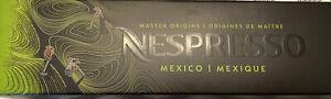 Nespresso Vertuoline Master Origin Mexico 1 Sleeve (10 Pods)