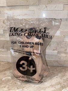 TACO BELL TALKING CHIHUAHUA TOY
