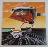 Sweet ‎– Off The Record, vinyl LP, Gatefold cover,  Capitol Records