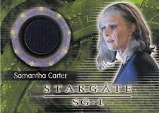 2009 Stargate Heroes costume card C60 Amanda Tapping as Samantha Carter
