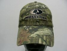 MOSSY OAK - CAMOUFLAGE FRONT - ONE SIZE ADJUSTABLE BALL CAP HAT