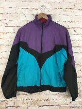 Vintage Usa Olympic Apparel Jc Penney Track Jacket Color Block Windbreaker