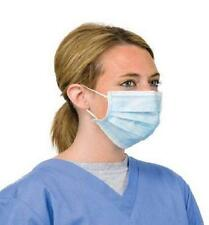 10 DISPOSABLE SURGICAL EARLOOP FACE SALON DUST CLEANING Flu Medical MASK