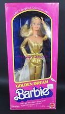 Vintage 1980 GOLDEN DREAM Barbie Doll #1874 ~ Jewelry Variation