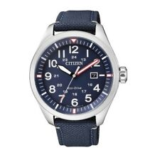 NEW Citizen Casual Men's Eco Drive Watch - AW5000-16L