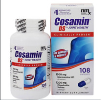 Cosamin DS Joint Health Supplement 108 Capsules EXP 2023+ FREE SHIP!