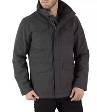 TIMBERLAND MEN'S SNOWDOWN PEAK 3-IN-1 M65 WATERPROOF JACKET SIZE S RETAIL $268