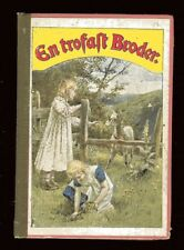 EN TROFAST BRODER Berattelse for Barn Och Ungdom vintage HB circa 1900 SWEDISH