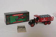 Ertl Texaco 1925 Kenworth Stake Truck Die Cast  Bank Collector Series 9