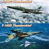 HobbyBoss 80332 80333 1/48 F-105D/F-105G Thunderchief Fighter Aircraft Model Kit