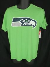 New Seattle Seahawks Fan #12 Mens Size M Medium Green Shirt MSRP $40