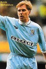 Football Photo>KEVIN RICHARDSON Coventry City 1994-95