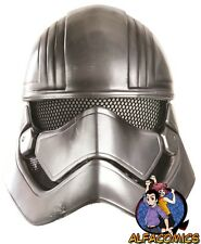 STAR WARS Maschera Costume CAPTAIN PHASMA Taglia Unica RUBIES 100% ORIGINAL!