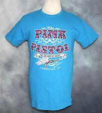 Miranda Lambert The Pink Pistol Tishomingo OK Blue T-Shirt Men's Size Medium