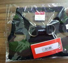 GENUINE Puppia B-Style Jacket Vest Camo Print Breathable Mesh Dog Harness L