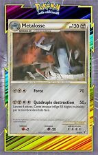 🌈Metalosse - HS04:Indomptable - 18/90- Carte Pokemon Neuve Française