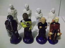 Figuras De Star Trek Pintura Su Propio x4