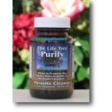 Purify Parasite Formula Cleanse Detox 60 liquid Veg Capsules Herbal Wildcrafted