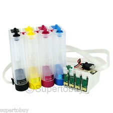 Continuous Ink Supply System for Epson Expression XP-410 XP-310 XP310 CIS Empty