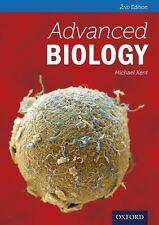 Advanced Biology by Michael Kent (Paperback, 2013)