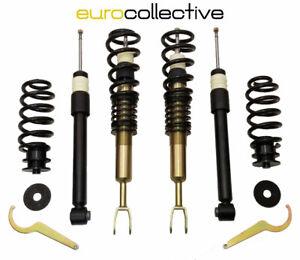 Audi A4 B6, B7 Coilover Suspension Sedan 2wd & Quattro - '02-'08 EuroCollective
