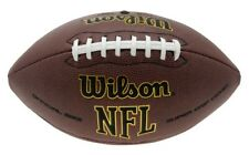Wilson NFL American Football super Grip Cover braun