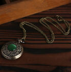 Bronze Pendant Necklace New Quartz Vintage Retro Mix Styles Pocket Watch