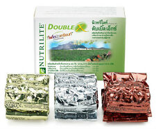 Nutrilite Double x Refill 372 Tablet Multivitamin,Minerals,Plant Extracts,Halal