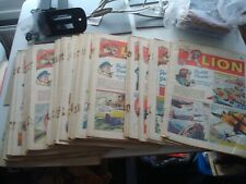 More details for 52 x lion comics 1961 complete year