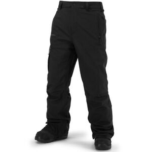 VOLCOM Men's VENTRAL Snow Pants - G1351612 - BLK - XL - NWT
