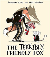 The Terribly Friendly Fox (Paperback) Book by Susannah Lloyd