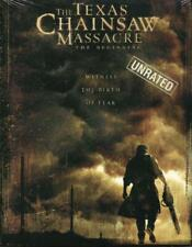 THE TEXAS CHAINSAW MASSACRE THE BEGINNING - Blu-Ray Disc - Unrated Version -