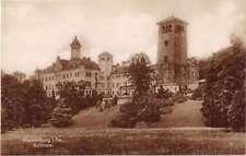 Waldenburg Germany Schloss Castle Exterior Real Photo Antique Postcard J79816