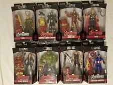 RARE Marvel Legends Avengers HULKBUSTER U.K. Exclusive Complete Set NEW