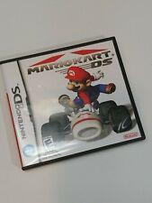 Mariokart DS Nintendo DS Game Case, Cartridge, Instruction Manual Complete