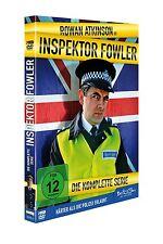 ROWAN ATKINSON - INSPECTOR FOWLER-DIE KOMPLETTE SERIE 3 DVD NEU