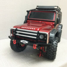 Metal front bumper For 1/10 TRAXXAS Trx-4 TRX4 Axial 90046 Rc Crawler Car Part