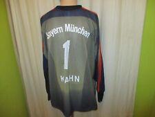 "FC Bayern München Adidas Torwart Trikot 03/04 ""-T---Mobile"" + Nr.1 Kahn Gr.XXL"