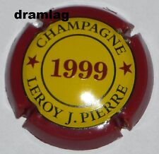 Capsule de Champagne : Extra  !!!  LEROY Jean Pierre , 1999 , n°13